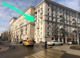 1-комнатная квартира на продажу, 41.6 м2, Москва, Ленинградское шоссе, 8к1, САО