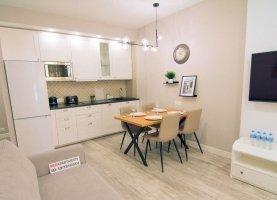Снять - фото. Снять двухкомнатную квартиру посуточно без посредников, Краснодарский край, Цветочная улица, 44А - фото.