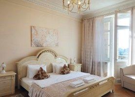 Снять - фото. Снять двухкомнатную квартиру посуточно без посредников, Москва, Кудринская площадь, 1, ЦАО - фото.