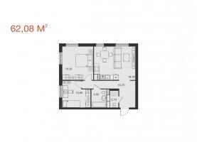 - фото. Купить двухкомнатную квартиру без посредников, Липецкая область, Депутатская улица, 60 - фото.